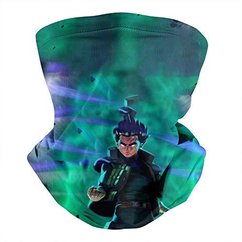 Cool Sports Unisex Balaclava Bandana Face Mask Rock-lee-Power-Naruto- Magic Neck Gaiter Scarf