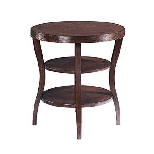 Tables Table Basse Table De Téléphone Bureau Table De Magazine Chambre À Coucher Bureau De Chevet Nouveau Classique Peint Petite Table Ronde Côté Canapé Salon Tables de dos de canapé