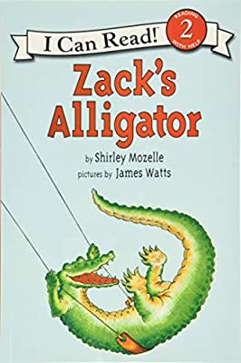 Zack's Alligator is a great beginning reader for boys.