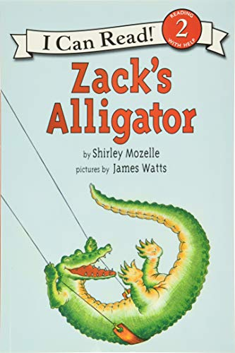 Zack's Alligator (I Can Read Level 2)の詳細を見る