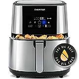 Chefman TurboFry Air Fryer, XL 8-Qt Capacity for...