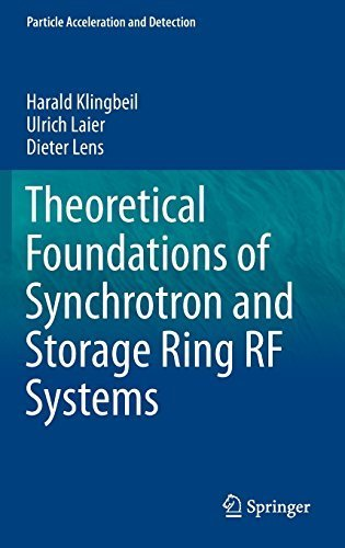 Theoretical Foundations of Synchrotron and Storage Ring RF Systems (Particle Acceleration and Detection) 2015 edition by Klingbeil, Harald, Laier, Ulrich, Lens, Dieter (2014) Hardcover