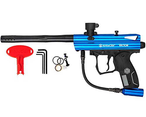 Spyder Victor Semi-Auto Paintball Marker with Extended...