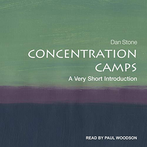 Concentration Camps audiobook cover art