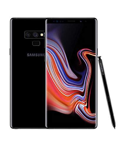 Samsung Galaxy Note 9, 128GB, Midnight Black - For Verizon (Renewed)