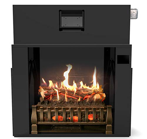 MagikFlame Most Realistic Electric Fireplaces