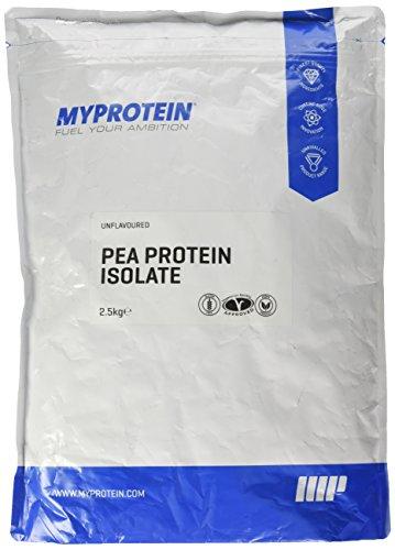 MyProtein Pea Proteine Isolate del Pisello - 2500 gr