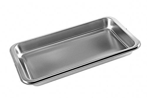 Miele–DGG 1/2–40L von Dampf Tablett für Kochen ohne Perforation