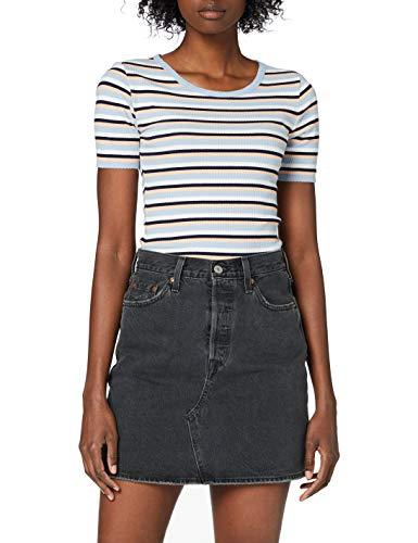 Levi's Womens HR Decon Iconic BF Skirt, Regular Programming, 27