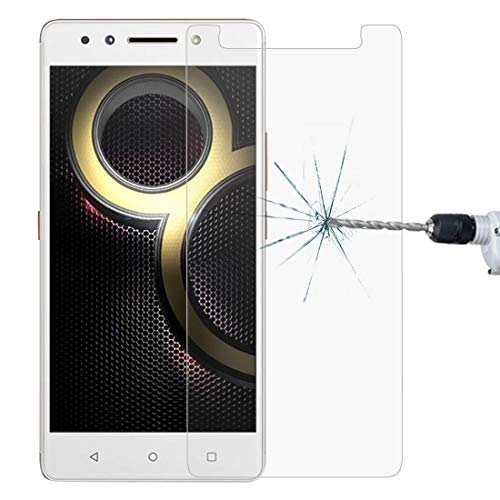 WEI RONGHUA Tempered Glass Film 0.26mm 9H 2.5D Tempered Glass Film for Lenovo K8 Note Screen Protectors