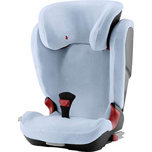 BRITAX RÖMER Housse Été pour siège auto KIDFIX 2/KIDFIX II XP (SICT), Légère et confortable, Bleu