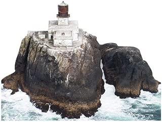 Wet Paint Printing + Design H20230 Tillamook Rock Lighthouse Cardboard Cutout Standup