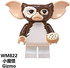 Single Sale Gremlins Et Elliott Angie Gizmo Stay Puft Stripe Blocks Toys for Children Gift Wm236 Boy Must Haves Child Girl Gifts The Favourite DVD Superhero Stickers Unboxing Toys