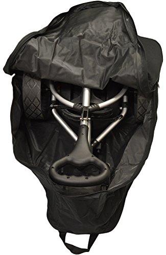 Clubbers - Sac fourre-tout pour chariot de golf électrique - voyage/rangement - noir