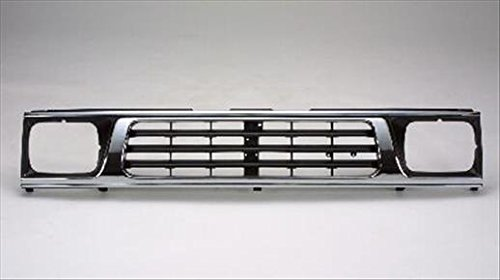 OE Replacement Mitsubishi Pickup Grille Assembly (Partslink Number MI1200117)