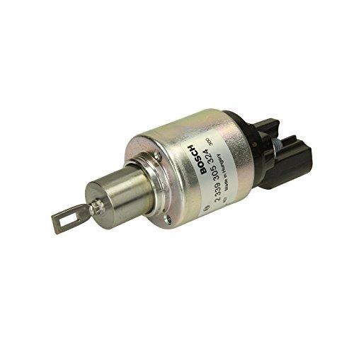 Bosch 2339305324Motor de arranque solenoide conmutador