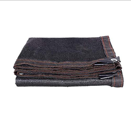 WGEMXC - Lona impermeable para toldo, tela para sombra, resistente al polvo, resistente a los rayos UV, resistente al desgarro, ojales inoxidables adecuados para jardín de techo, a 28 m