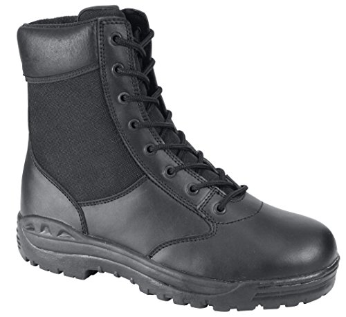 Rothco 8'' Forced Entry Security Boot, Black, 6