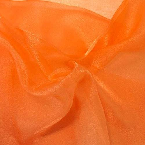 Sparkle Super popular specialty store Crystal Sheer Organza Fabric for Fashion Spasm price Crafts Shiny