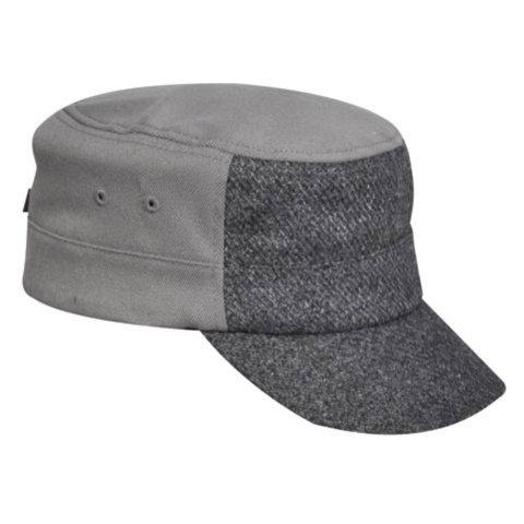 Kangol Textured Wool Army Cap Gorra para Hombre