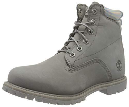 Timberland Damen Waterville 6in Basic Waterproof Chelsea Boots, Grau (Grigio (Steeple Grey) Tb0a2adff491), 39 EU