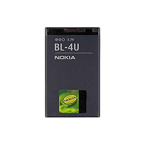 Original-Akku Nokia BL-4U für 3120c, 5330 XM,5730 XM,6216c,6600s,8800,E66,E75