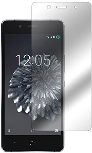 nandu BQ Aquaris X5 Plus Glas - 9H Echtglas Schutzfolie (tempered Glass)