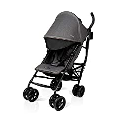 Summer Infant 3Dlite+ Convenience Stroller For Heavy Child