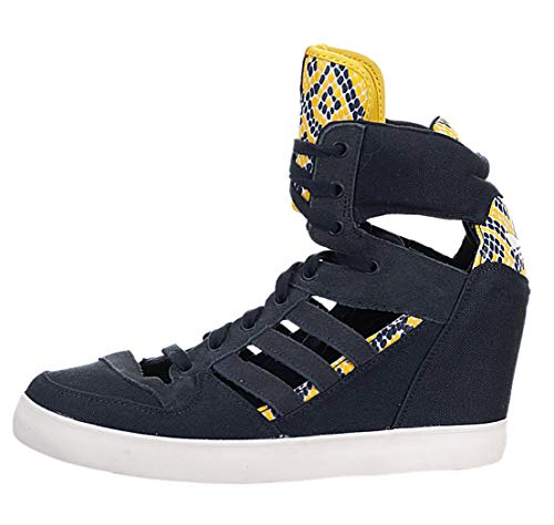 adidas M Attitude Cutout UP EP W Sleek Sneakers Schuhe Damen Sommer (Fraction_37_and_1_Third)