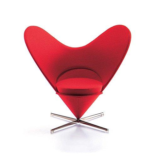 Vitra Miniature Heart Shaped Cone Chair, Decorative Object