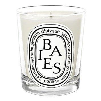 Diptyque - Vela perfumada (35 g, Aroma a Bayas, Benjoin, Pomander, Jasmin, Mimosa, Ruidoso, Rosas Santal)