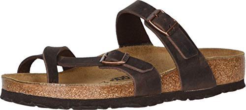 Preisvergleich Produktbild Birkenstock Womens Mayari Brown Synthetic Sandals 37 EU