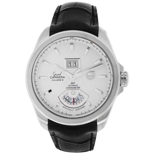 TAG Heuer Men's WAV5112.FC6225 Grand Carrera Grand Date GMT Watch
