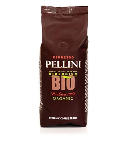 Pellini Bio 100% Arabica Bohnen 500 g