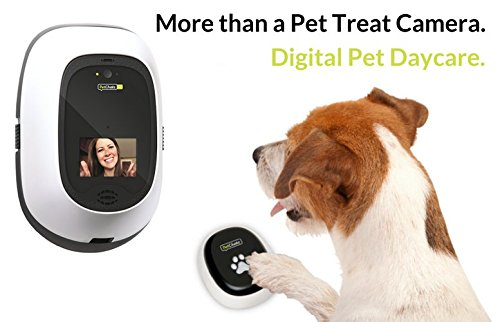 PetChatz HD and PawCall: Digital Daycare with two-way...