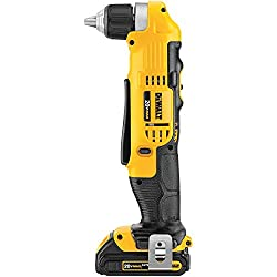 Dewalt Right Angle Drill DCD740C1