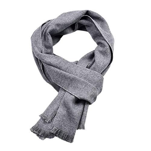 JIAHE115 mini persoonlijkheid baseballpet heren winter eenkleurig sjaal warm sjaal sjaal sjaal