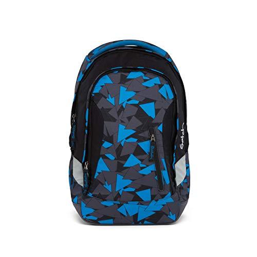 SATCH Blue Triangle Kinder-Rucksack, Dreiecke Blau