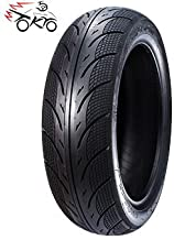 5A-Tokyo 5A01 120/70-12 Scooter Tubeless Tire, 51L, Front/Rear Motorcycle/Moped 12
