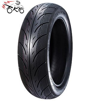 %8 OFF! 5A-Tokyo 5A01 130/70-12 Scooter Tubeless Tire, 56L, Front/Rear Motorcycle/Moped 12 Rim