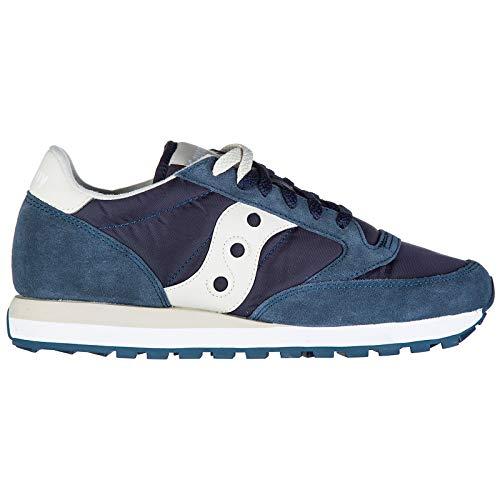 Saucony Outlet Uomo Jazz Original Sneaker Navy White I2018