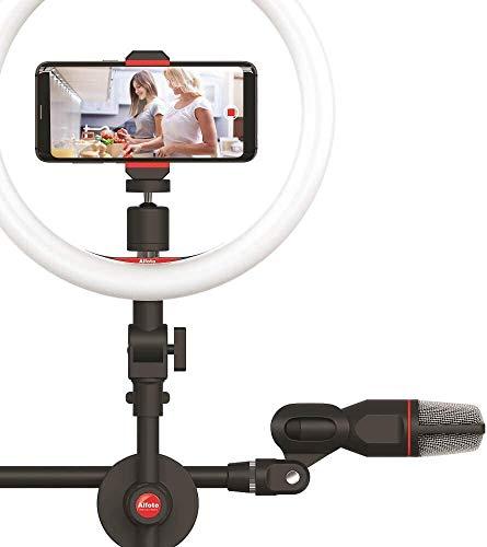 ユーチューバー撮影キット クリエイター向け動画撮影 Alfoto AF-99 YouTube,生放送,動画配信をサポート!1年保証