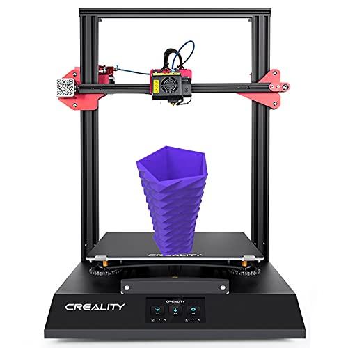 lyq CREALITY Cr-10s Pro V2 Impresora 3D Capricornio Azul Alta Temperatura Teflon Guía Tubo Cura/Repetier-Host / Simplify3d Sliqueing Software