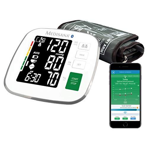 Medisana BU 542 Connect Oberarm Blutdruckmessgerät