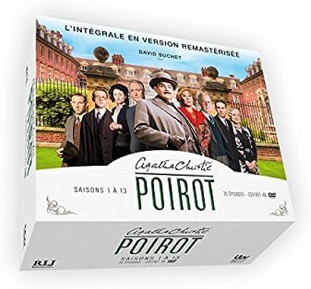 Hercule Poirot - L'intégrale des saisons 1 à 13