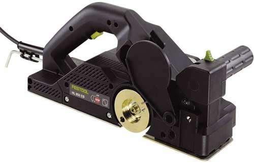Festool 574552 HL 850 E-Plus 110 V Hobelmaschine, Schwarz