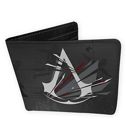 ABYstyle - Assassin\'S Creed - Monedero - Vinilo - Crest