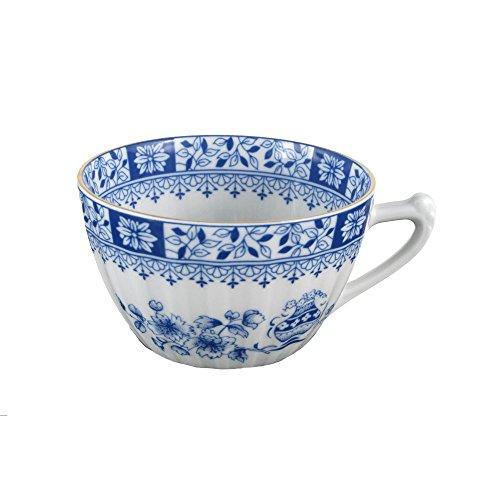 Seltmann Weiden Espressotasse Porzellan blau
