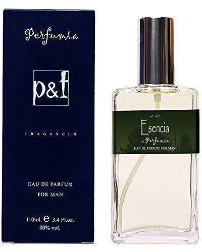 ESENCIA by p&f, Eau de Parfum para hombre, Vaporizador (110 ml)