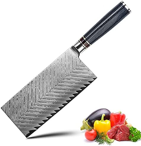 meat cleaver unisex Chef's knife Baltimore Mall chinese in 7'' Cleaver Slici